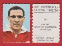 Benfica Sidonio Portugal 362